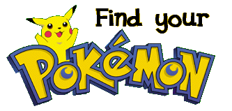 Troba el teu Pokemon